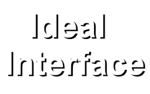 Ideal-Interface
