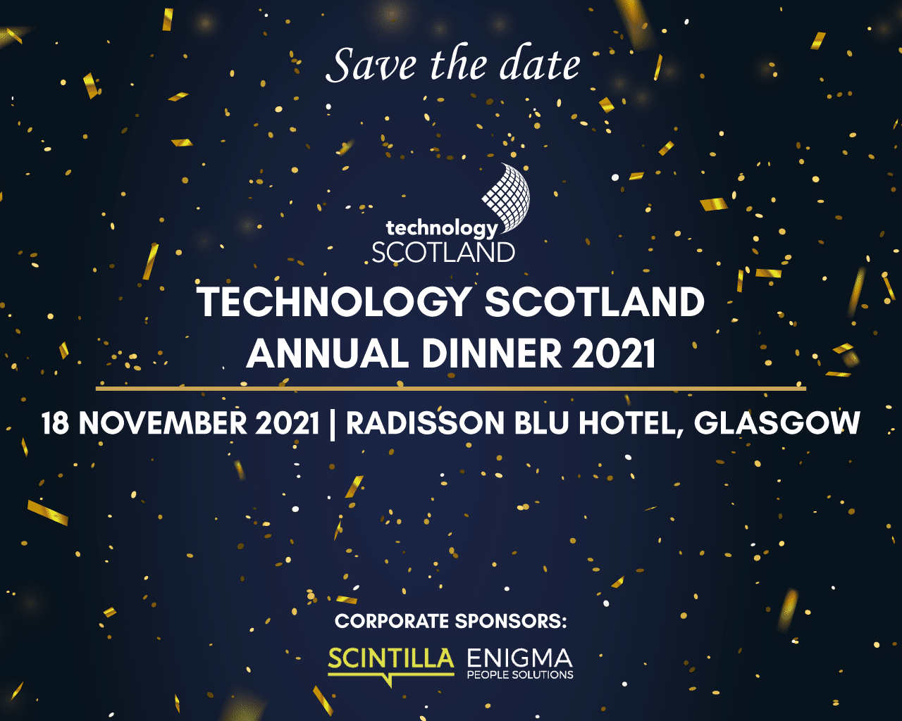 Technology Scotland's Annual Dinner 2021