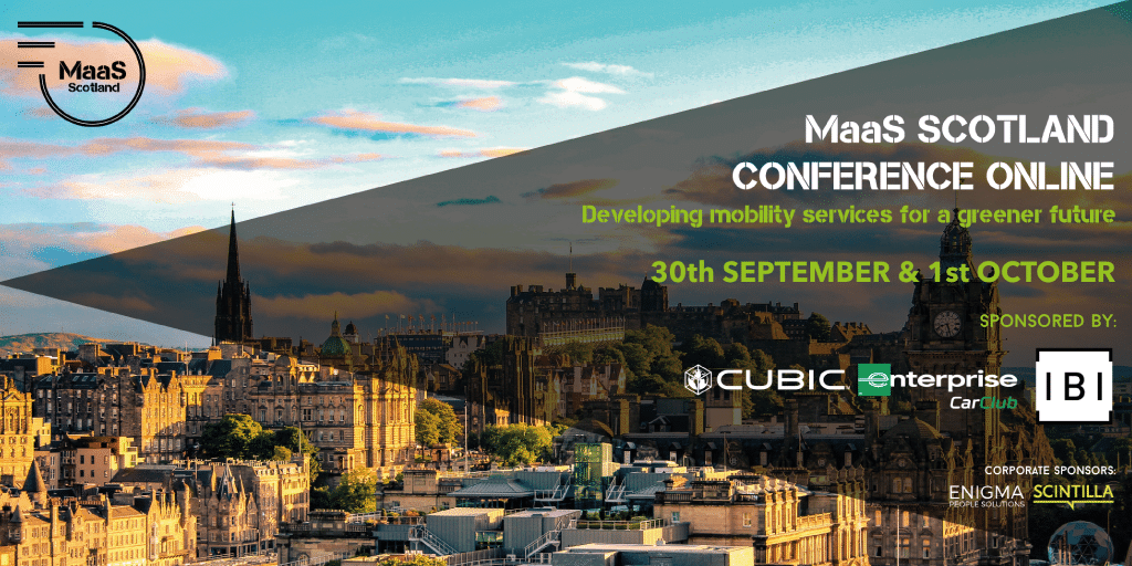 MaaS Scotland Conference Online