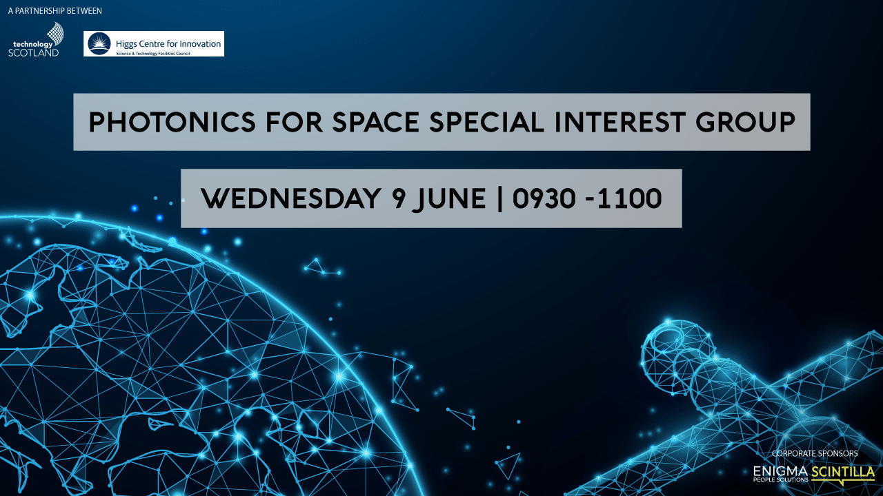 Photonics for Space Special Interest Group